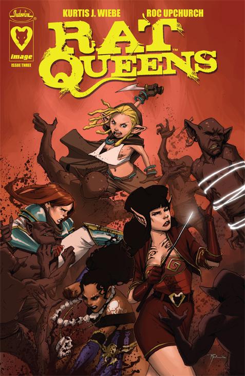 Rat Queens Vol 1 3