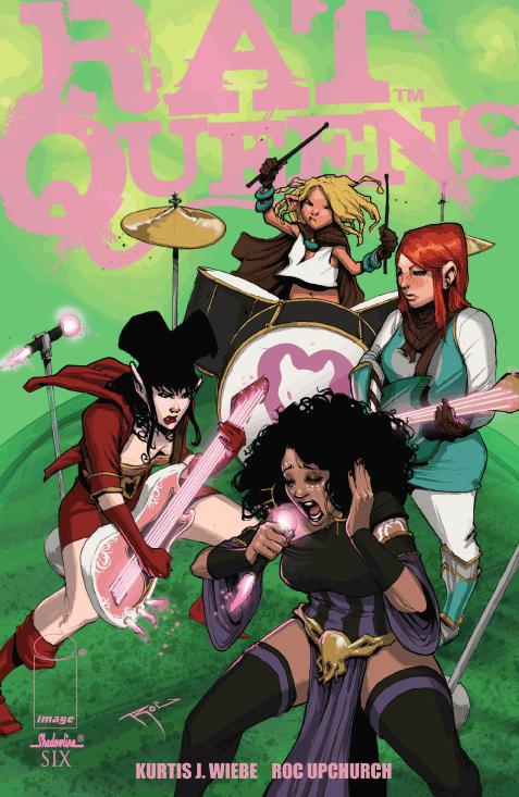 Rat Queens Vol 1 6