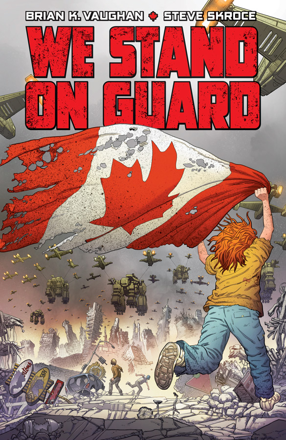 We Stand on Guard Vol 1 6