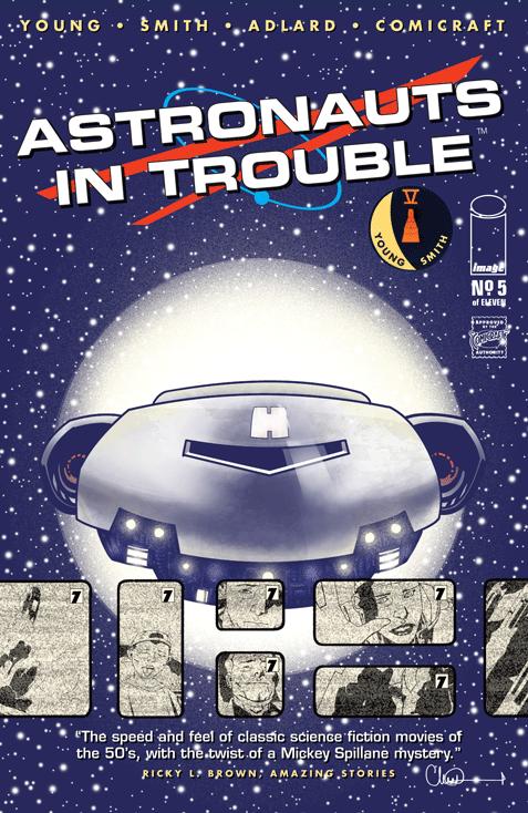 Astronauts in Trouble Vol 1 5