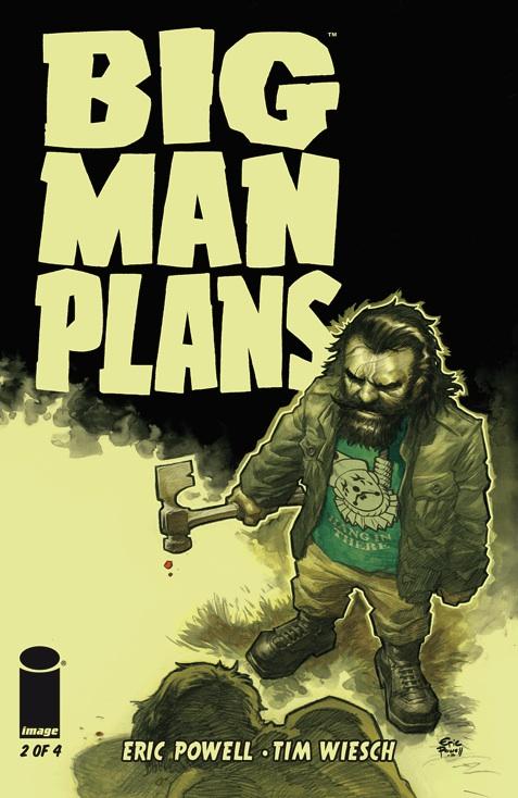 Big Man Plans Vol 1 2