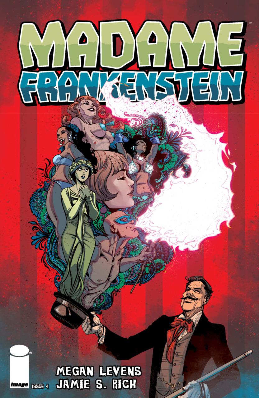 Madame Frankenstein Vol 1 4