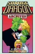Savage Dragon TPB Archives Vol 5 (Collected)