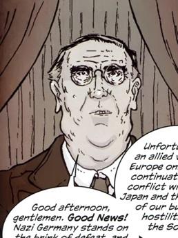 Franklin D. Roosevelt (The Manhattan Projects)