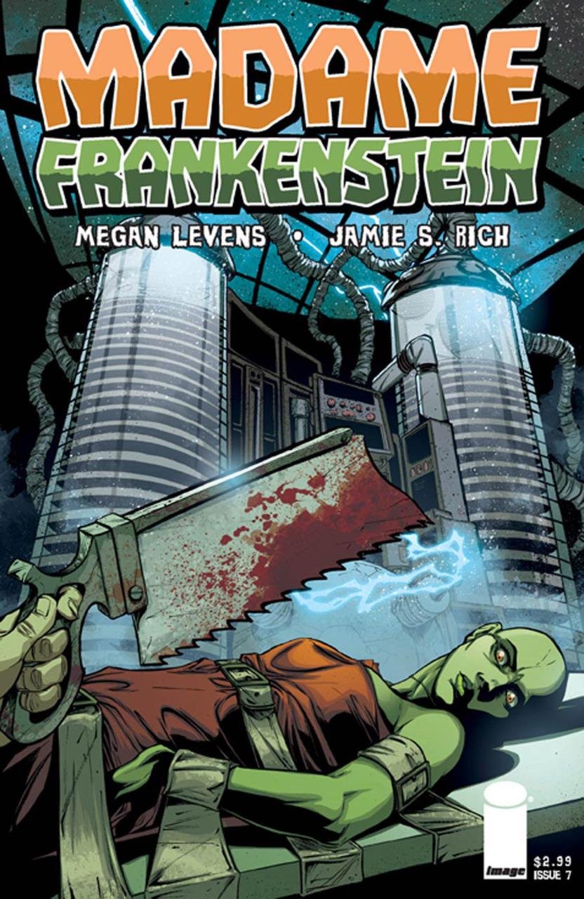 Madame Frankenstein Vol 1 7