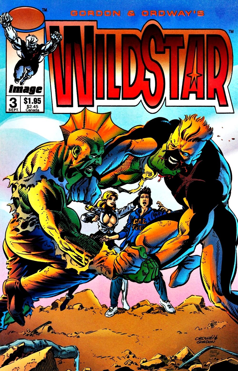 Wildstar Vol 1 3