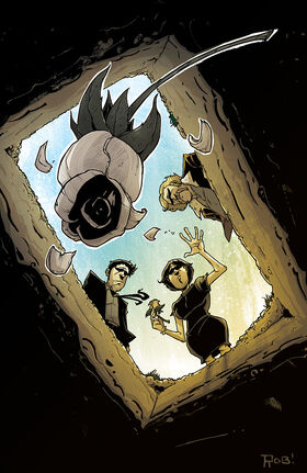 Cover for Chew #31 (2013)