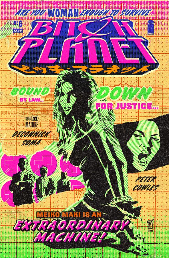 Bitch Planet Vol 1 6