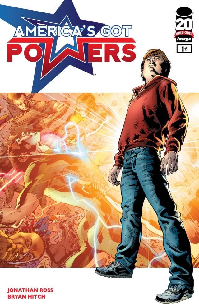 America's Got Powers Vol 1 1