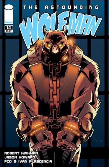 Astounding Wolf-Man Vol 1 14