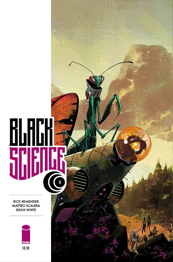 Black Science Vol 1 8