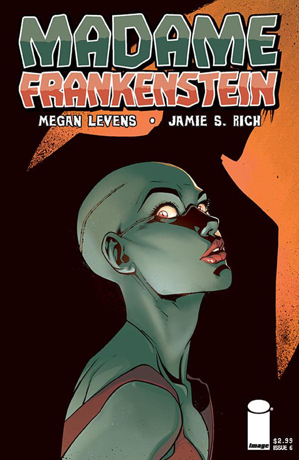 Madame Frankenstein Vol 1 6