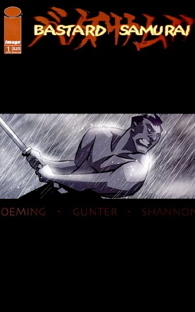 Bastard Samurai Vol 1 1