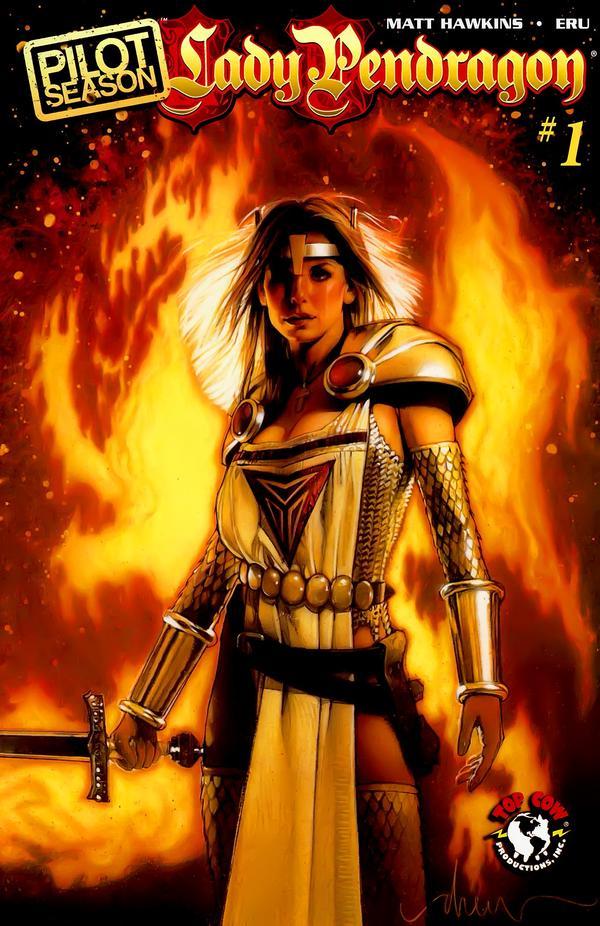Lady Pendragon: Pilot Season Vol 1 1