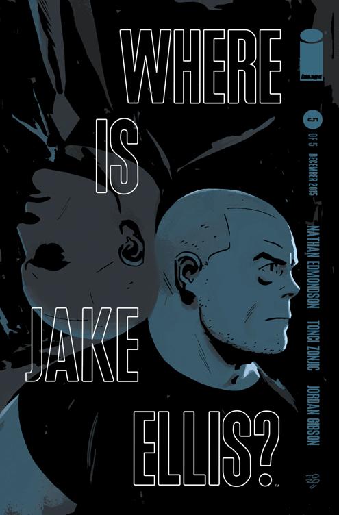 Where is Jake Ellis Vol 1 5