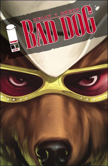 Bad Dog Vol 1 1