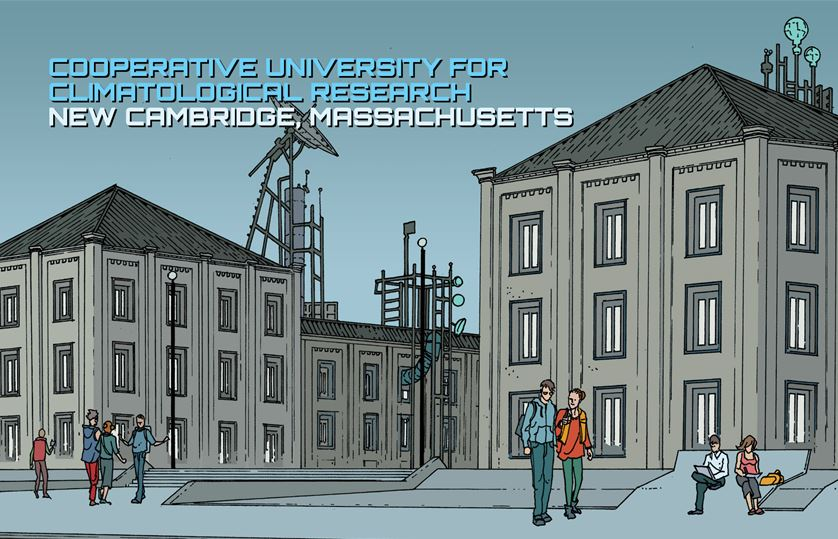 Cooperative University for Climatological Research