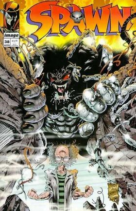 Cover for Spawn #38 (1995)