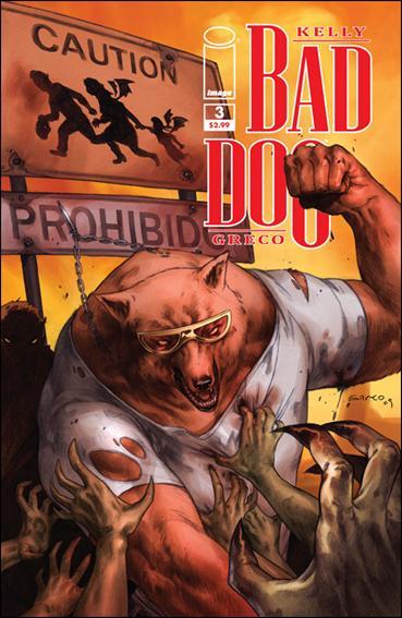 Bad Dog Vol 1 3