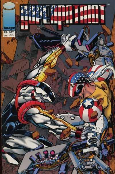Superpatriot Vol 1 4