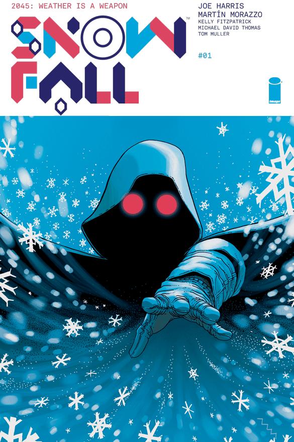 Snow Fall Vol 1 1