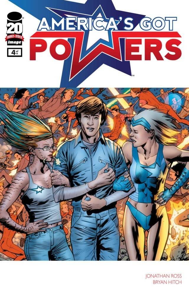 America's Got Powers Vol 1 4