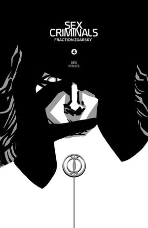 Cover for Sex Criminals #4 (2014)
