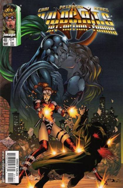WildC.A.T.s: Covert Action Teams Vol 1 49