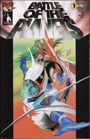 Cover for Battle of the Planets (2002)