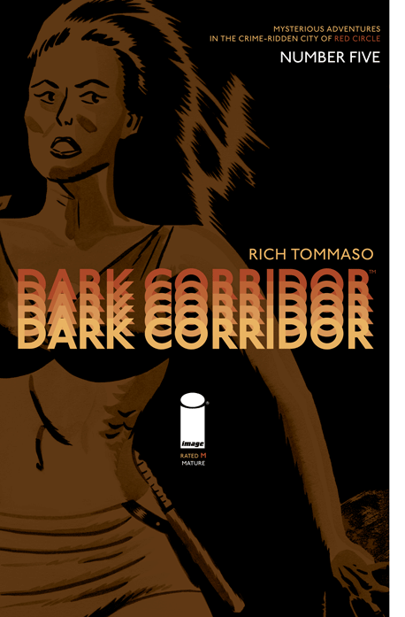 Dark Corridor Vol 1 5