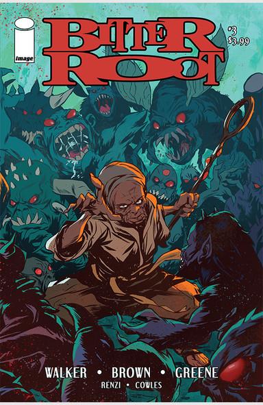 Bitter Root Vol 1 3