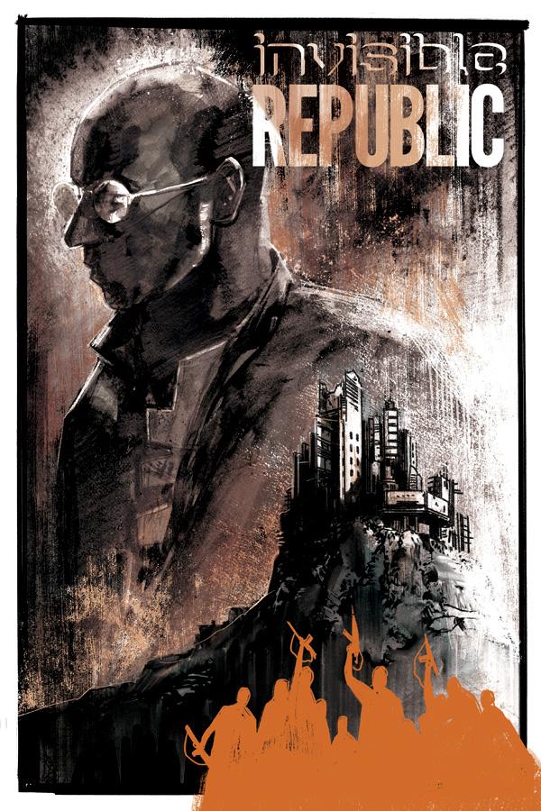 Invisible Republic Vol 1 8