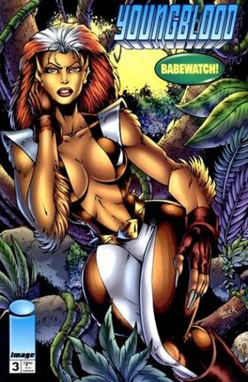 Cover for Youngblood #3 (1995)