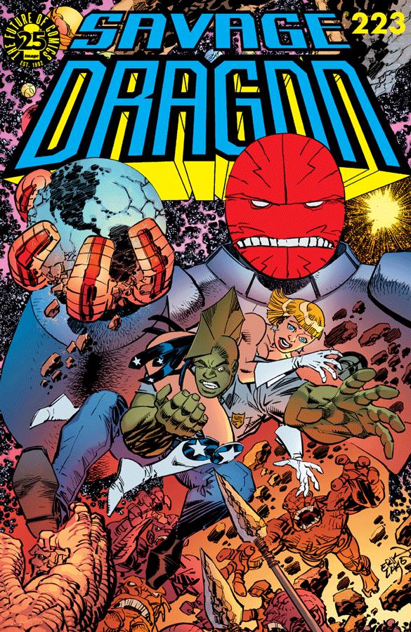 Savage Dragon Vol 1 223