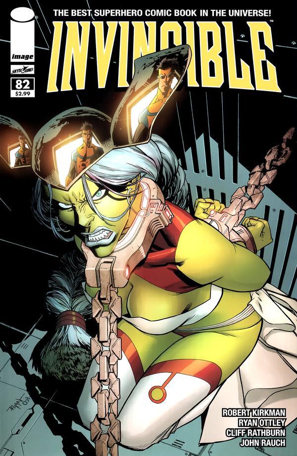 Invincible Vol 1 82