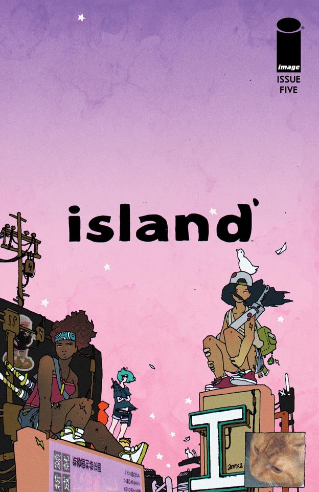 Island Magazine Vol 1 5