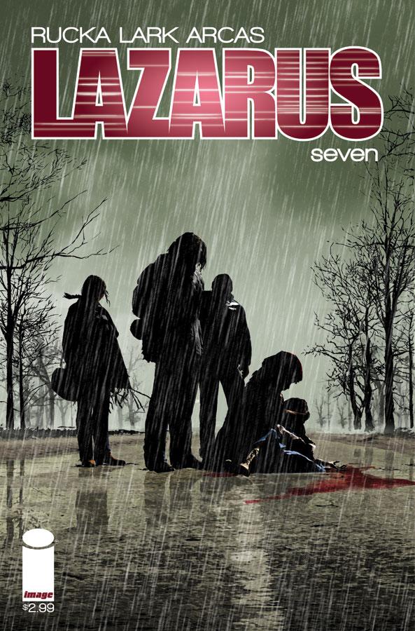Lazarus (2013) Vol 1 7