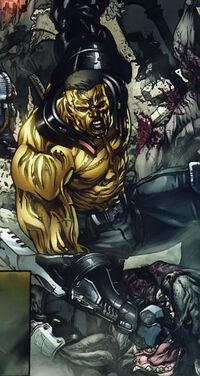 Joseph H. Mendoza (Wildstorm Universe)