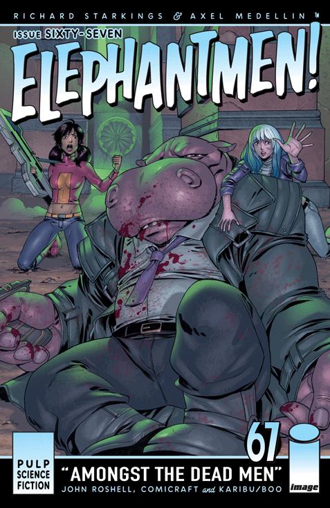 Elephantmen Vol 1 67