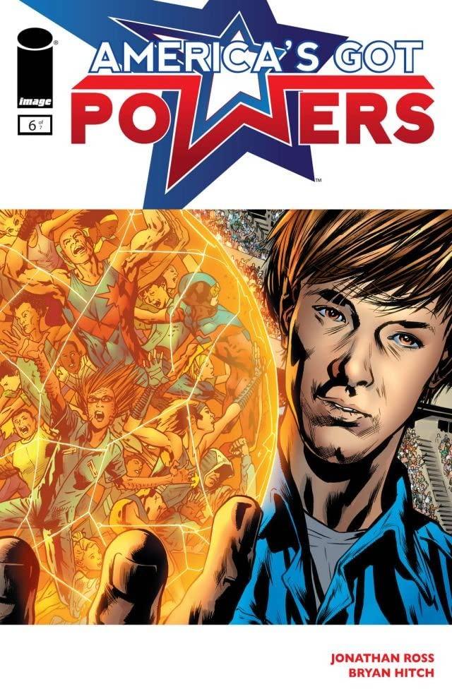 America's Got Powers Vol 1 6