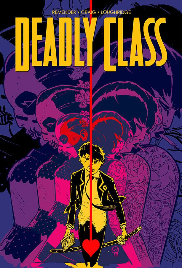 Deadly Class Vol 1 8