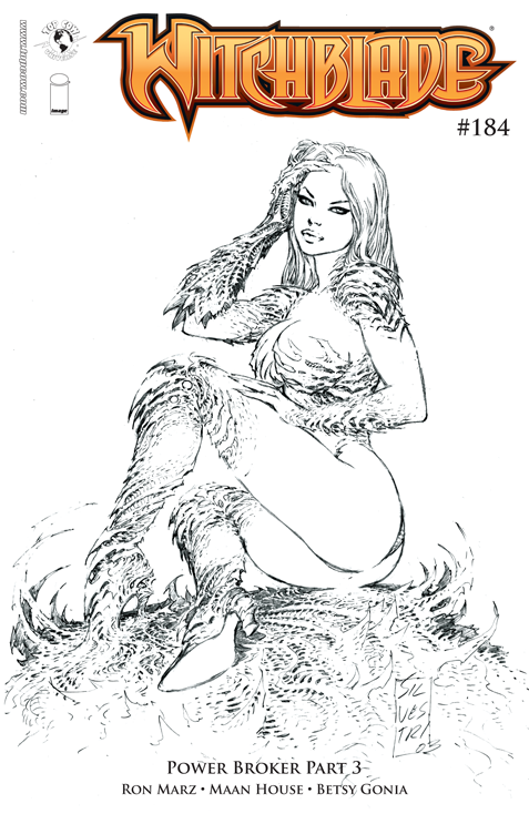 Witchblade Vol 1 184