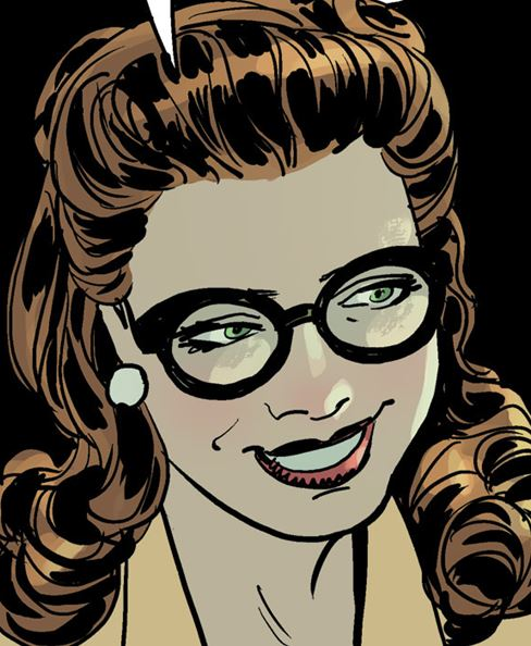 Dotty Quinn (The Fade Out)