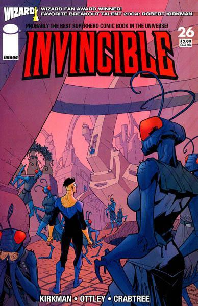 Invincible Vol 1 26