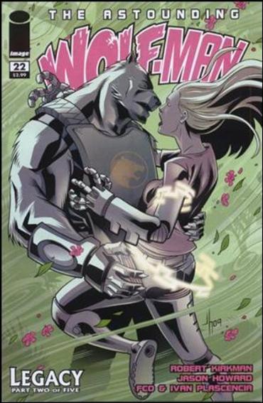 Astounding Wolf-Man Vol 1 22