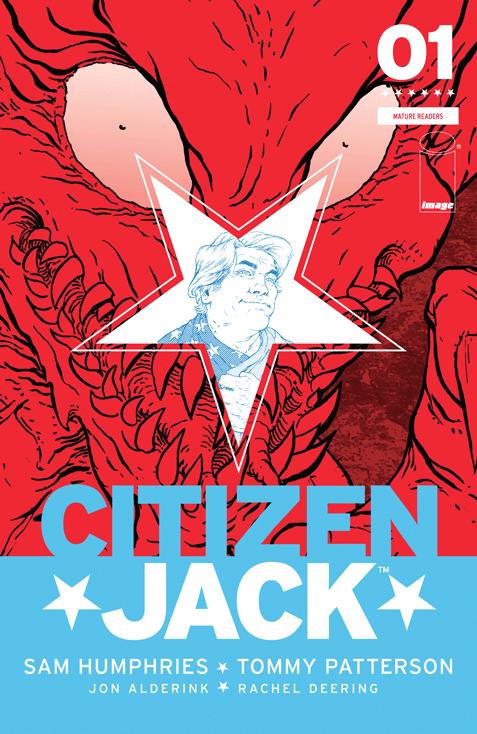 Citizen Jack Vol 1 1