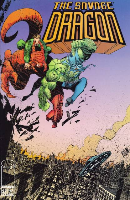 Savage Dragon Vol 1 37