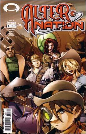 Alter Nation Vol 1 4