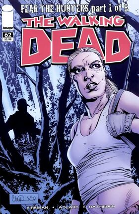 Cover for The Walking Dead (2009)