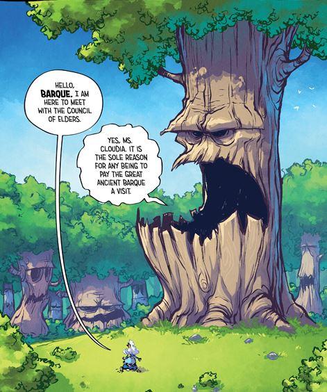Barque (I Hate Fairyland)